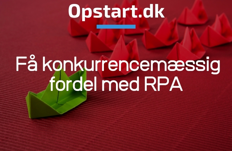 RPA automatisering